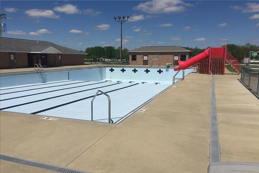 Municipal Pool Closures