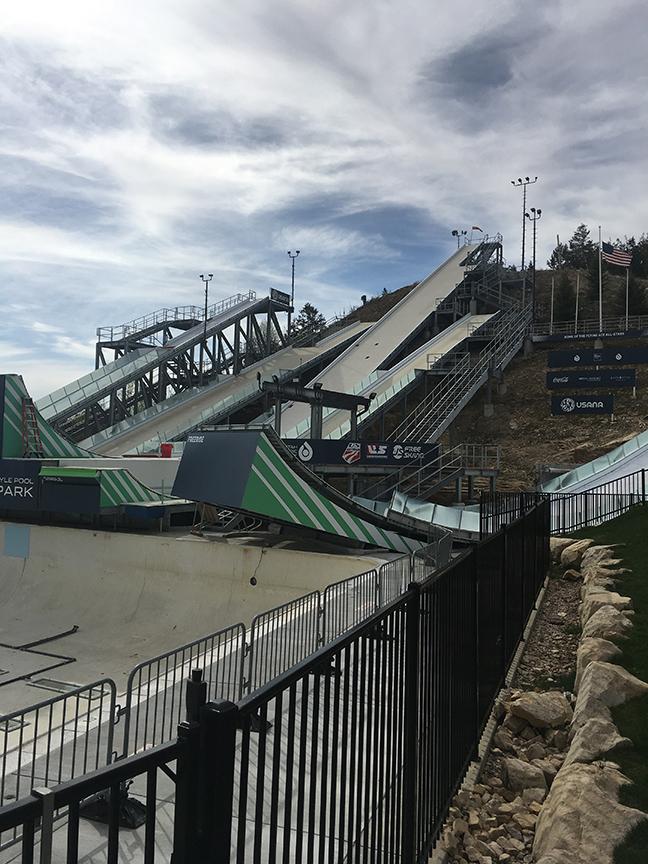 Utah Olympic Park Pool