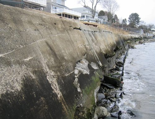 Permanent Seawall Crack Repair With Torque Lock