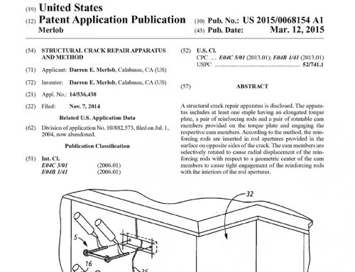 Torque Lock Announces Issue Of US Patent