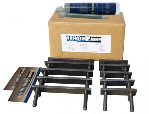 Torque Lock- A Permanent Approach to Concrete Crack Repair