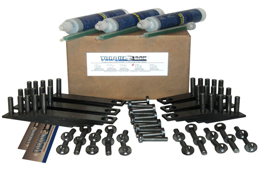 The TL30 Torque Lock Staple Kit